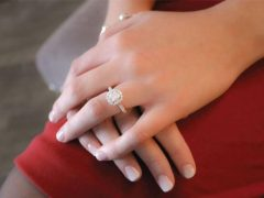 Customized Engagement Rings