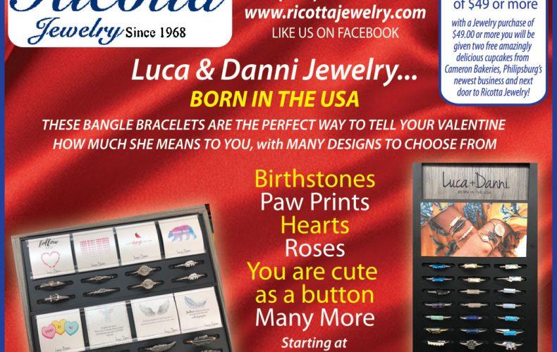 Luca and Danni Jewelry