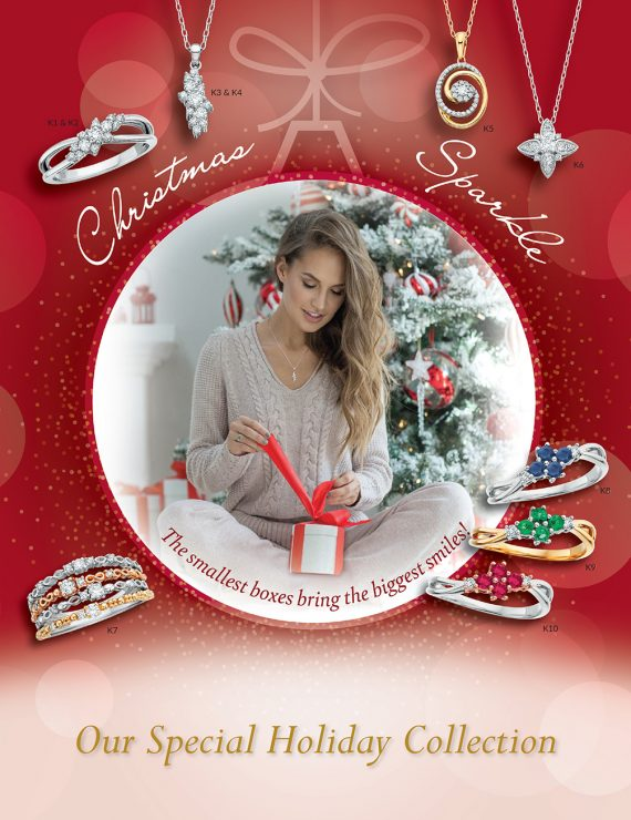 Christmas Sparkle 2020 – Our Special Holiday Collection